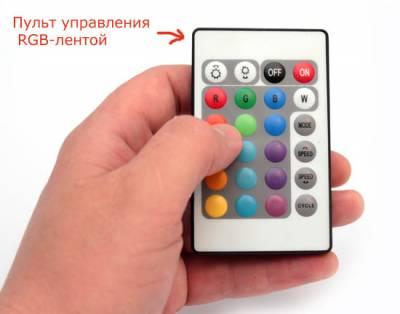 Разъемы, предназначенные для подключения RGB-ленты.  Все контроллеры подключаются по одинаковой схеме.